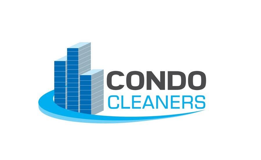 Penyertaan Peraduan #144 untuk Logo Design for Condo Cleaners