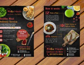 stylishwork tarafından Design a Flyer For FitEx Meals için no 15