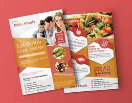 meenapatwal tarafından Design a Flyer For FitEx Meals için no 7