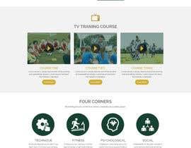 #35 for Design a Website Mockup - new version of existing site by Bkmraj