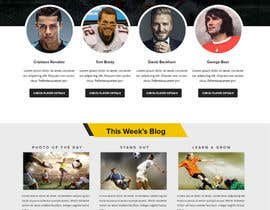 chiqueylim tarafından Design a Website Mockup - new version of existing site için no 7