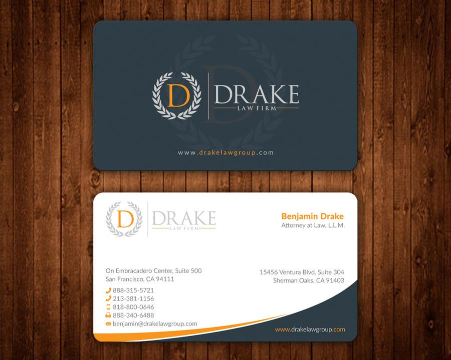 Entry #19 by aminur33 for Design Business Card - Double sided ...