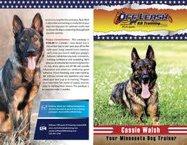 anilayout2 tarafından Design a Brochure for Off Leash K9 Training, Central MN -- 2 için no 6