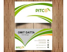 #26 for Design a Business Cards & Magnet by Omitdatta