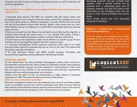 #2 for A4 Brochure design for Marketing af simpleblast
