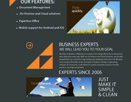 #1 for A4 Brochure design for Marketing af kvermbalian