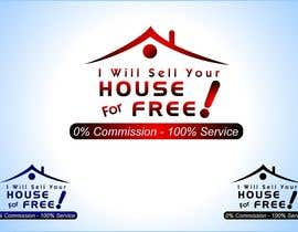 #12 for Logo Design for I Will Sell Your House For Free by uakharadi