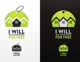novita007 tarafından Logo Design for I Will Sell Your House For Free için no 127