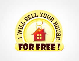 #52 for Logo Design for I Will Sell Your House For Free by babugmunna