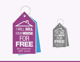 #94 for Logo Design for I Will Sell Your House For Free by RBM777