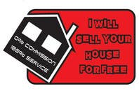 Graphic Design Конкурсная работа №220 для Logo Design for I Will Sell Your House For Free
