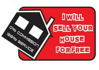 Graphic Design Конкурсная работа №219 для Logo Design for I Will Sell Your House For Free