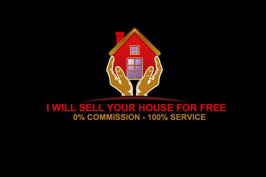 Конкурсная заявка №167 для Logo Design for I Will Sell Your House For Free