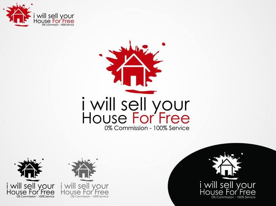 Inscrição nº 45 do Concurso para Logo Design for I Will Sell Your House For Free