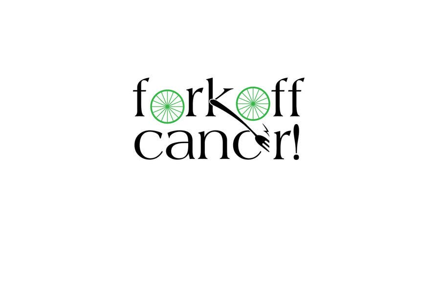 #24 for Design a Logo for Fork Off Cancer by howthesun