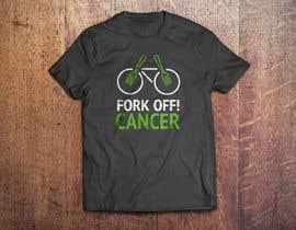 #13 for Design a Logo for Fork Off Cancer by deyanBL