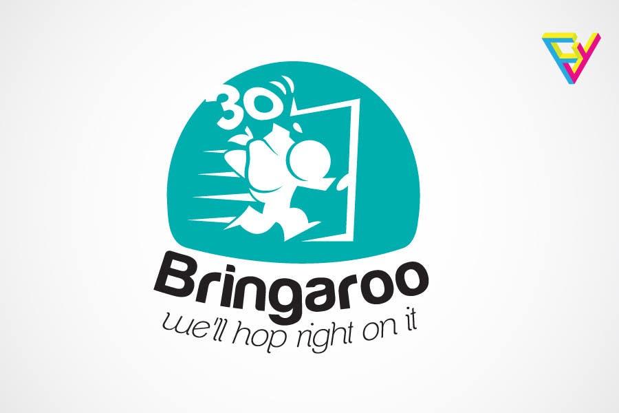 Contest Entry #135 for Logo Design for Bringaroo