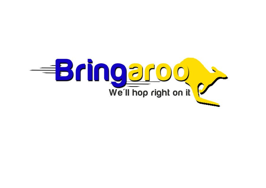 #305 for Logo Design for Bringaroo by armanlim