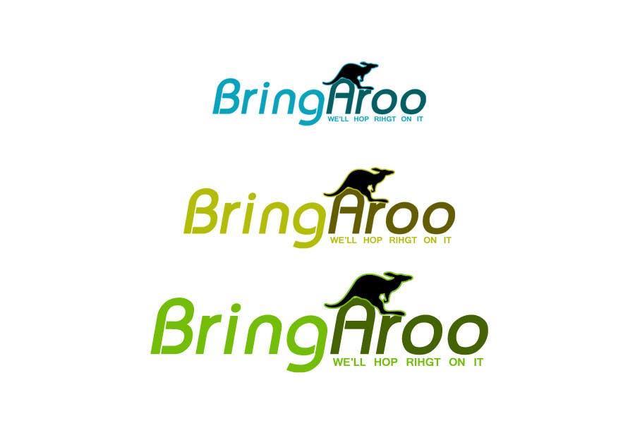 #285 for Logo Design for Bringaroo by malakark