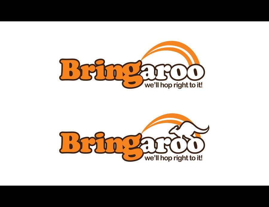 Kilpailutyö #247 kilpailussa Logo Design for Bringaroo