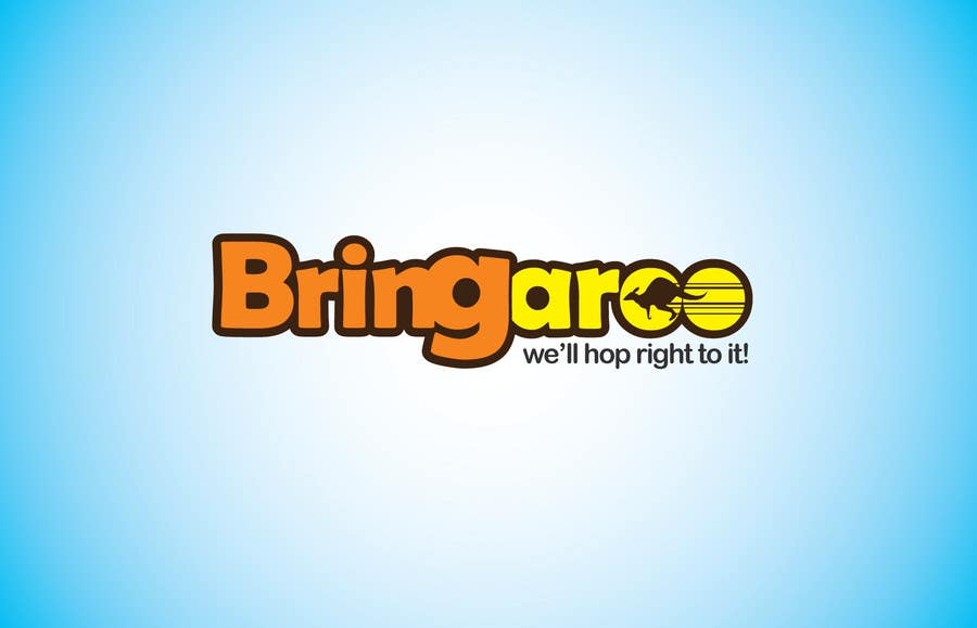 Конкурсная заявка №359 для Logo Design for Bringaroo