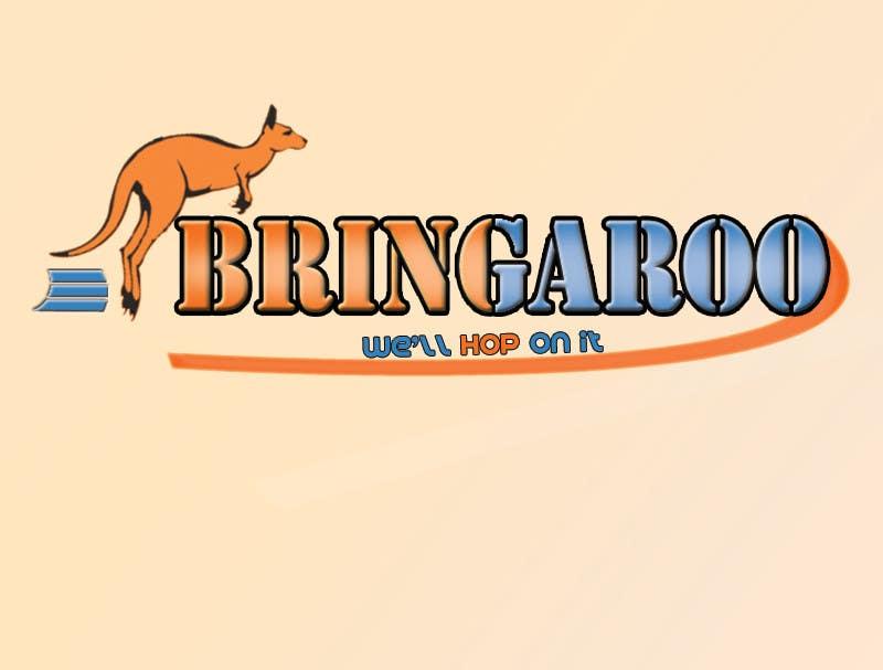 #308 for Logo Design for Bringaroo by Yasir83