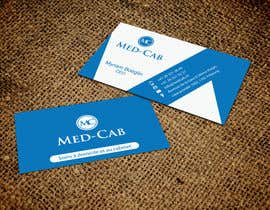 #42 para Design some Business Cards for my company por mdreyad