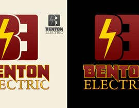 #79 cho Logo Design for Benton Electric bởi CGSaba