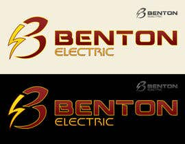 #4 para Logo Design for Benton Electric por CGSaba