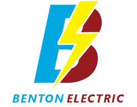 #77 para Logo Design for Benton Electric por irwanwr