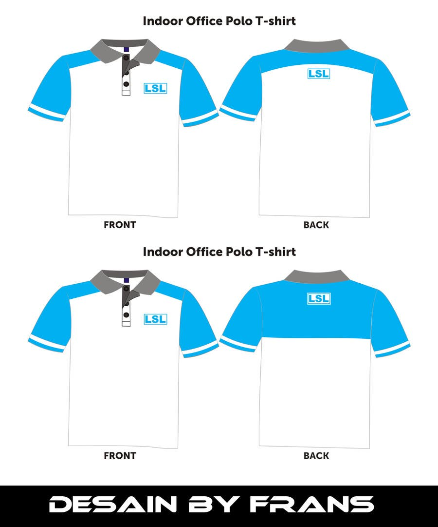 Entry 77 By Franstyas For Design A Corporate Polo T Shirt
