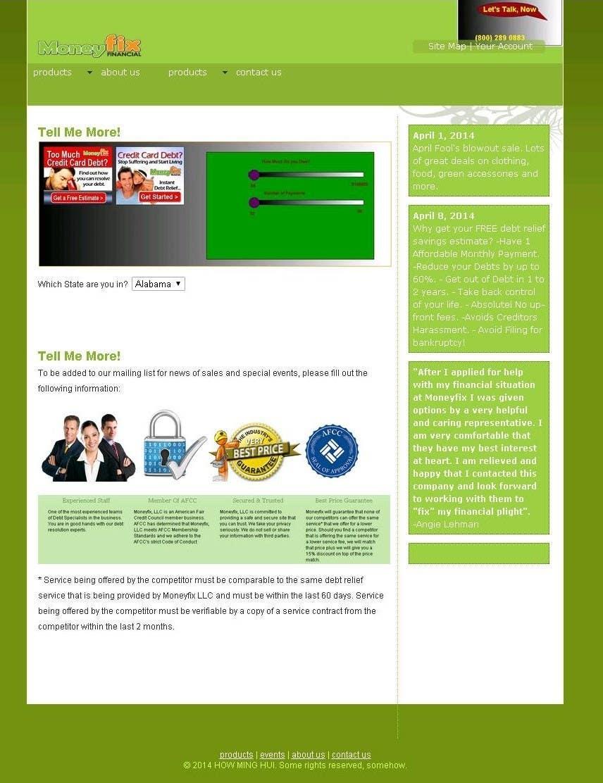 #18 for Design a Website PSD New design by minghui22000