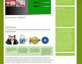 #18 for Design a Website PSD New design by minghui22000