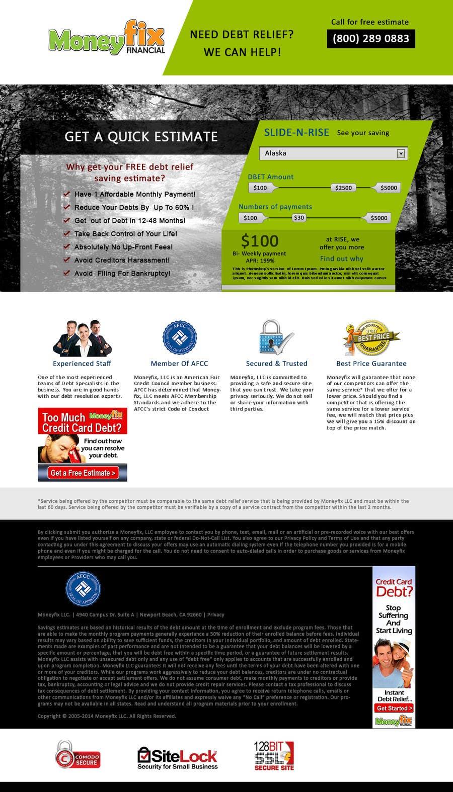 #4 for Design a Website PSD New design by Pravin656