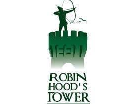 #31 for Design a Logo for Robin Hood's Tower by mohammadazem