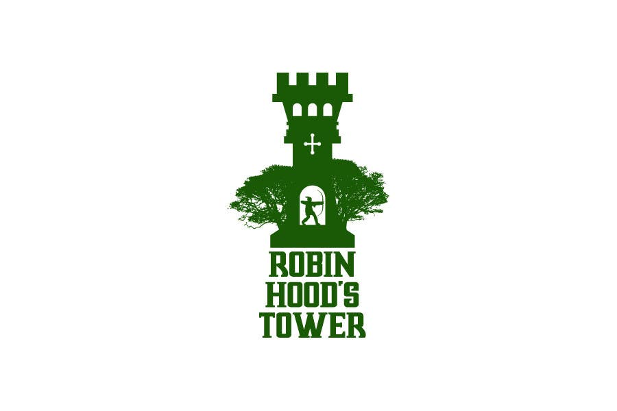 #8 for Design a Logo for Robin Hood's Tower by maraz2013