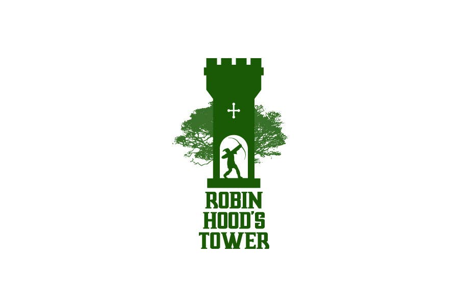 #17 for Design a Logo for Robin Hood's Tower by maraz2013