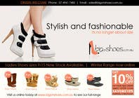 #56 for Brochure Design for Big On Shoes- Online Shoe Retailer by designerartist