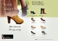 Graphic Design Конкурсная работа №81 для Brochure Design for Big On Shoes- Online Shoe Retailer