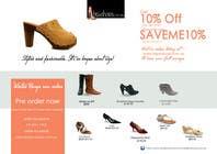 Graphic Design Конкурсная работа №124 для Brochure Design for Big On Shoes- Online Shoe Retailer