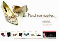 Graphic Design Inscrição do Concurso Nº111 para Brochure Design for Big On Shoes- Online Shoe Retailer