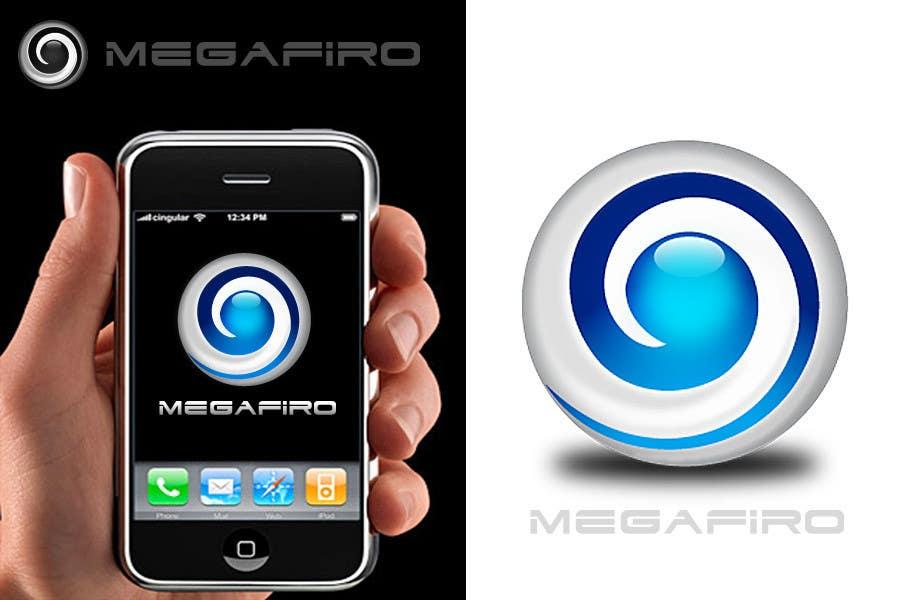 Конкурсная заявка №442 для Create An Amazing Logo for MegaFiro Iphone Company