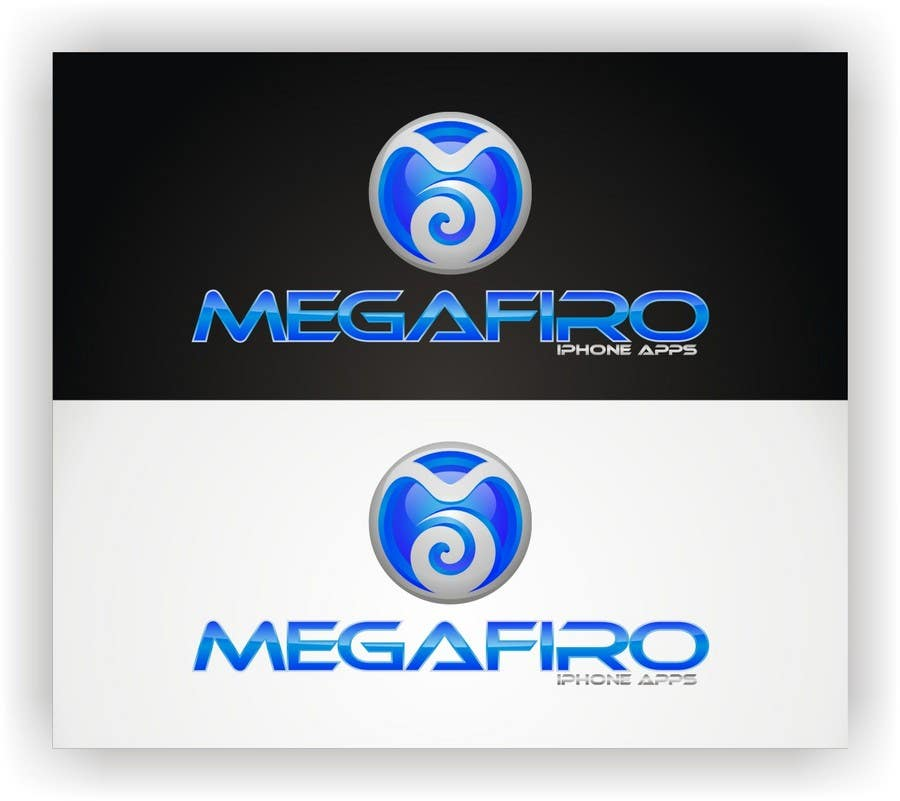 Конкурсная заявка №364 для Create An Amazing Logo for MegaFiro Iphone Company
