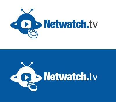 Inscrição nº 126 do Concurso para Logo Design for NetWatch.TV