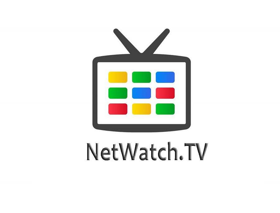 Inscrição nº 115 do Concurso para Logo Design for NetWatch.TV