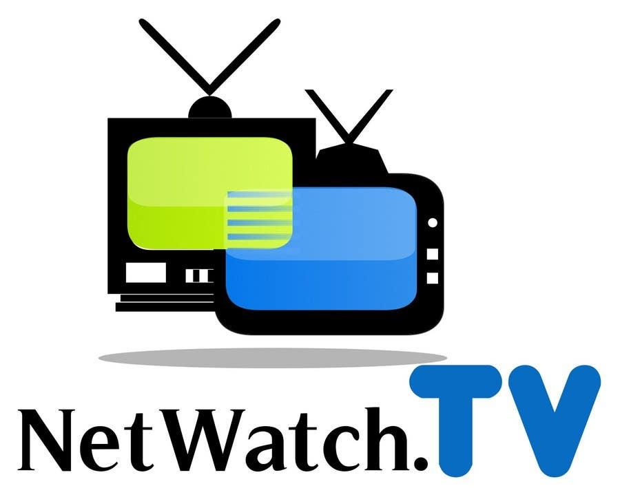 Inscrição nº 118 do Concurso para Logo Design for NetWatch.TV