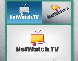 #35 cho Logo Design for NetWatch.TV bởi Crussader