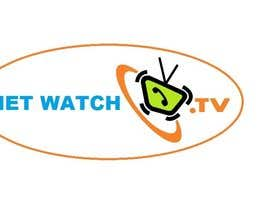 #46 cho Logo Design for NetWatch.TV bởi rajdeepbhaduri