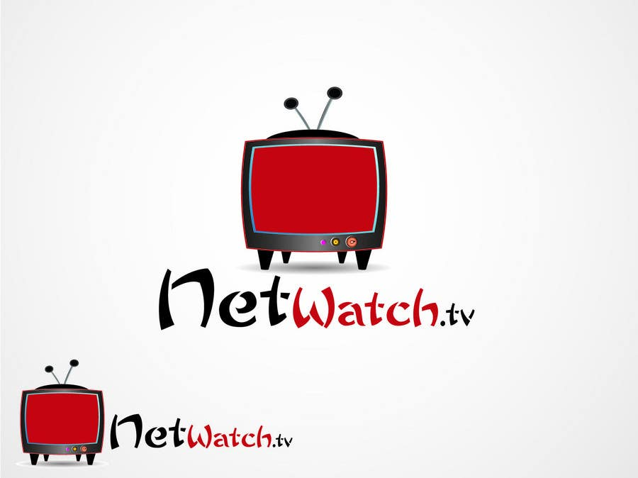 Logo Design for NetWatch.TV