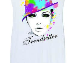 #59 for Design a T-Shirt for the words Pretty Girl af mariablasiak